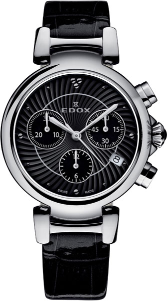 Женские часы Edox 10220-3CNIN