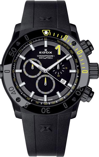 Мужские часы Edox 10221-37NNINJ