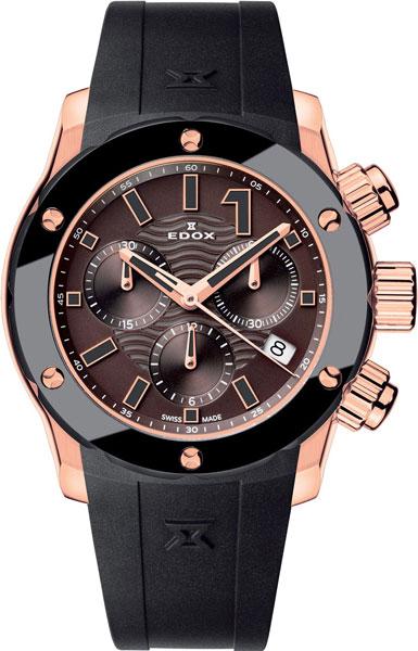 лучшая цена Женские часы Edox 10225-37RBRIR