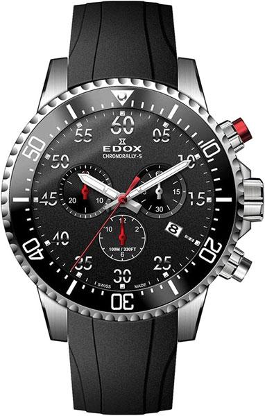 Мужские часы Edox 10227-3CANBN oodji 55802098 10227 5000n