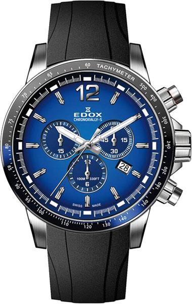 Мужские часы Edox 10229-3NBUCABUIN