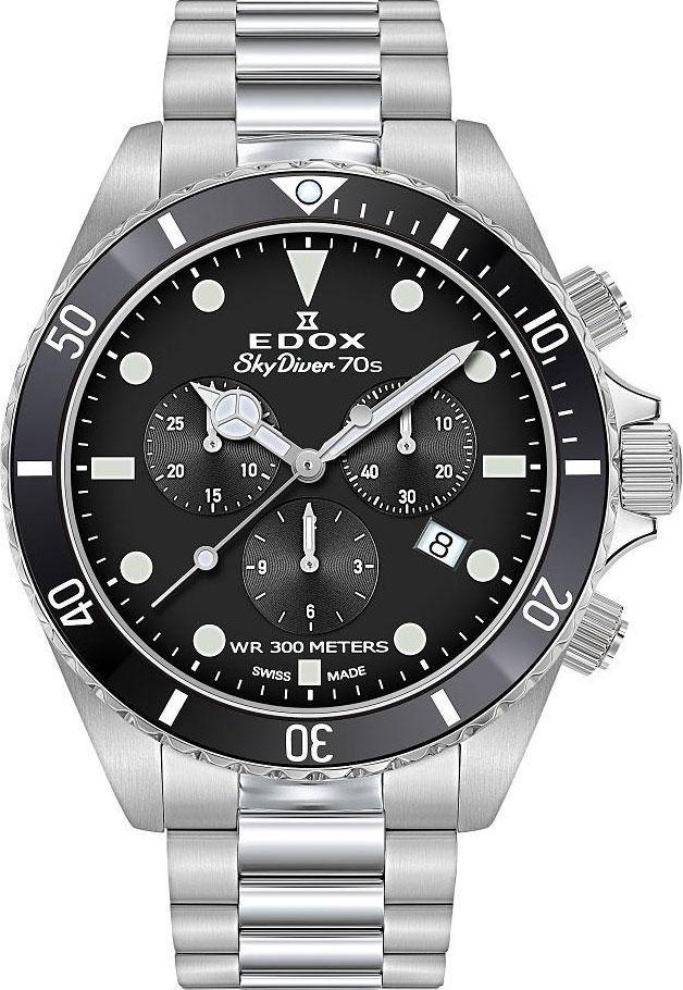 Мужские часы Edox 10238-3NMNI