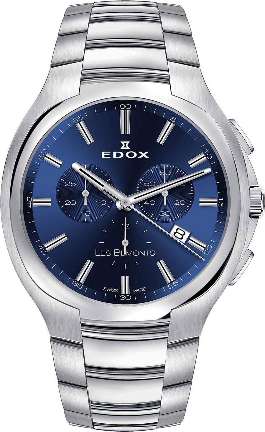 Мужские часы Edox 10239-3BUIN
