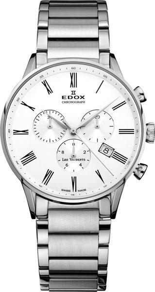 Мужские часы Edox 10409-3AAR edox grand ocean automatic chronometer