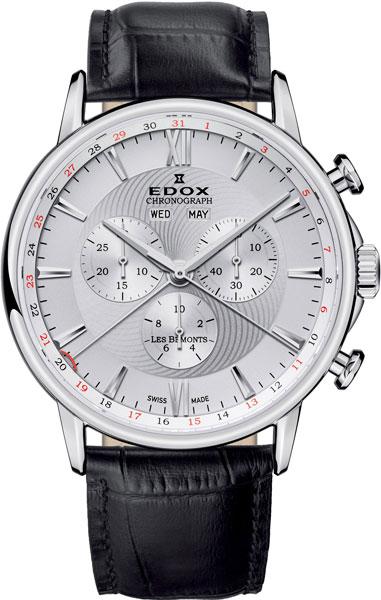 все цены на Мужские часы Edox 10501-3AIN онлайн