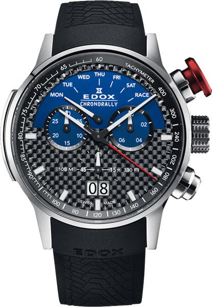 Мужские часы Edox 38001-TIN1NBUJ