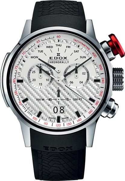 Мужские часы Edox 38001-TINAIN цена и фото