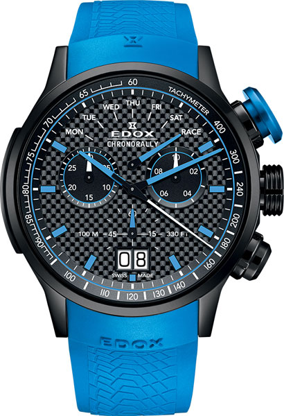 Мужские часы Edox 38001-TINN1NIBU1 �������� edox