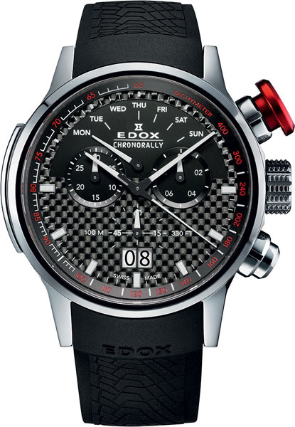 Мужские часы Edox 38001-TINNIN
