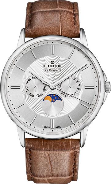 Мужские часы Edox 40002-3AIN цена и фото