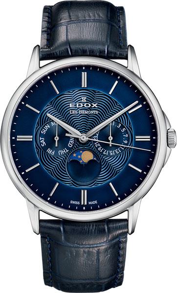 купить Мужские часы Edox 40002-3BUIN по цене 44850 рублей
