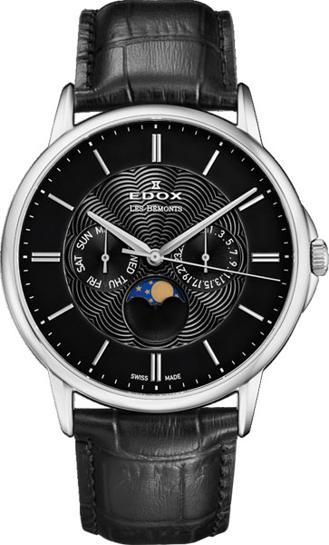 Мужские часы Edox 40002-3NIN