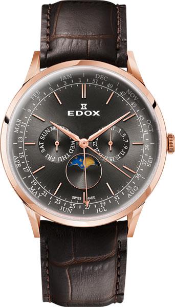 Мужские часы Edox 40101-37RCGIR