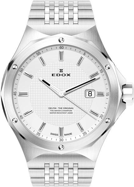 Мужские часы Edox 53005-3MAIN цена и фото