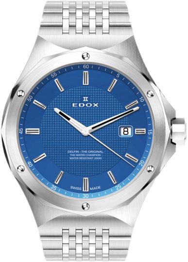 Мужские часы Edox 53005-3MBUIN �������� edox