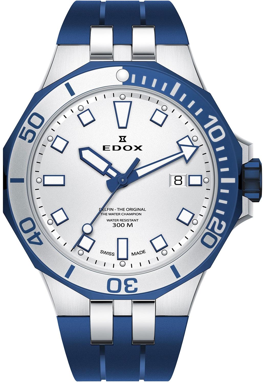 Мужские часы Edox 53015-357BUCAAIBU цена и фото
