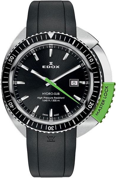 Мужские часы Edox 53200-3NVCANIN edox 34002 3ain
