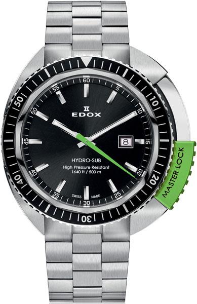 Мужские часы Edox 53200-3NVMNIN edox 34002 3ain