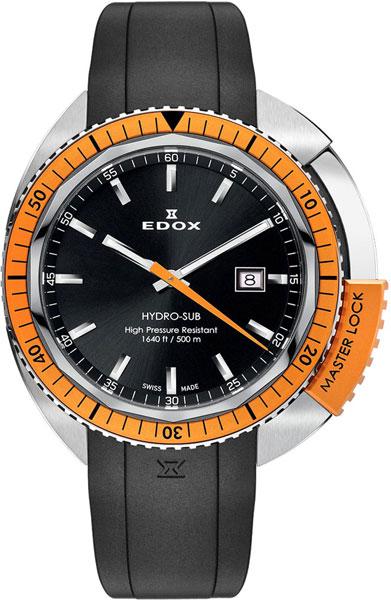 Мужские часы Edox 53200-3OCANIN цена и фото