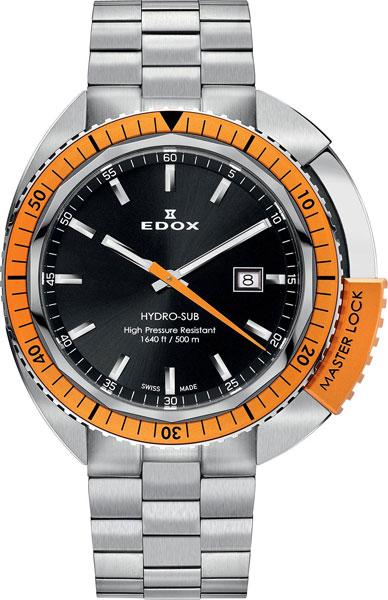 Мужские часы Edox 53200-3OMNIN цена и фото