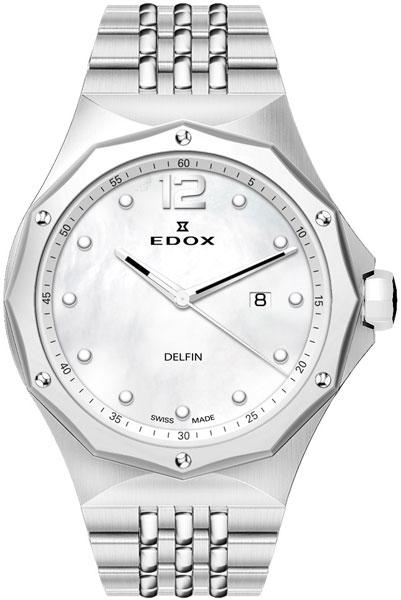 Женские часы Edox 54004-3MNAIN edox 34002 3ain