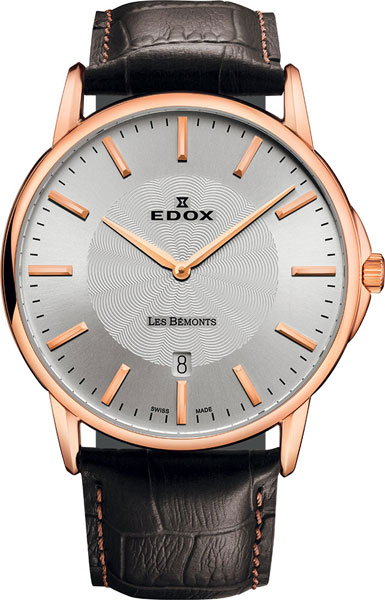 Мужские часы Edox 56001-37RAIR edox les vauberts 63001 37rair