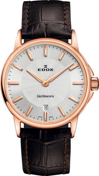 Женские часы Edox 57001-37RAIR женские часы edox 57002 357rmnir