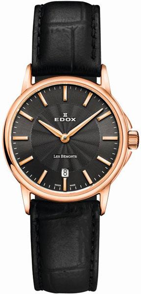 Женские часы Edox 57001-37RGIR цена и фото