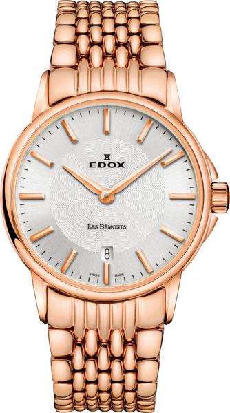 Женские часы Edox 57001-37RMAIR edox 34002 3ain