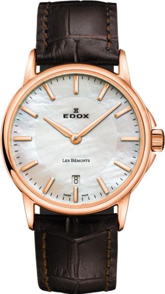 Женские часы Edox 57001-37RNAIR женские часы edox 85025 3mbuin