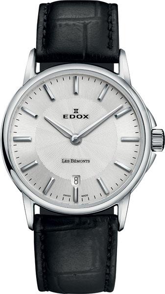 все цены на Женские часы Edox 57001-3AIN онлайн