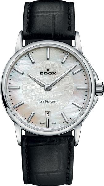Женские часы Edox 57001-3NAIN