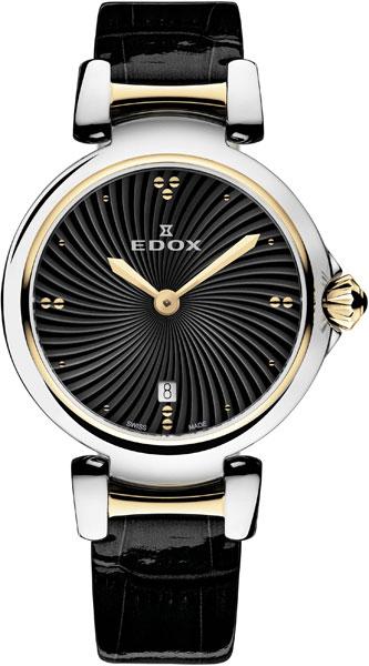 Женские часы Edox 57002-357RCNIR edox 34002 3ain