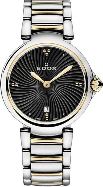 Женские часы Edox 57002-357RMNIR женские часы edox 57001 37rmnair