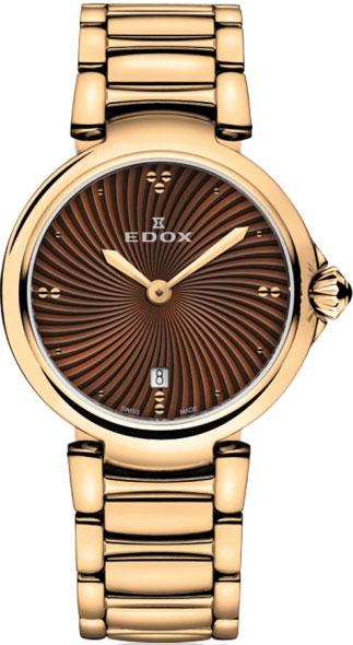 Женские часы Edox 57002-37RMBRIR