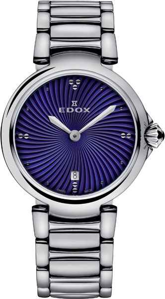 Женские часы Edox 57002-3MBUIN edox 34002 3ain