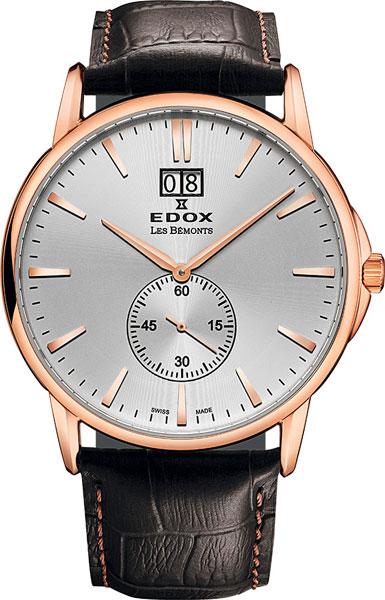 Мужские часы Edox 64012-37RAIR edox 34002 3ain