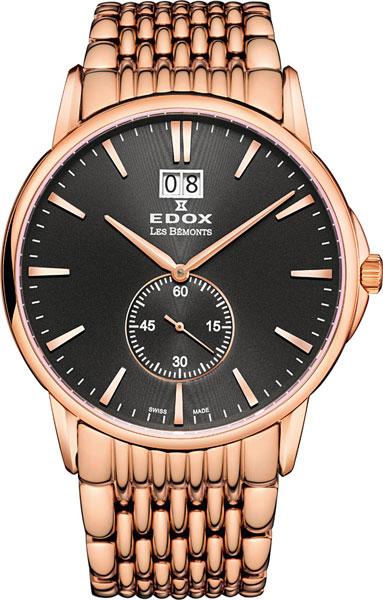 Мужские часы Edox 64012-37RMNIR edox 34002 3ain