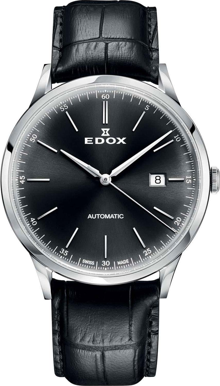 Мужские часы Edox 80106-3CNIN