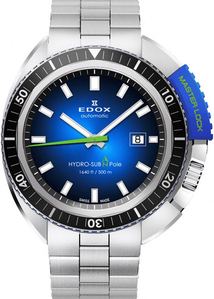 Мужские часы Edox 80301-3NBUNBU