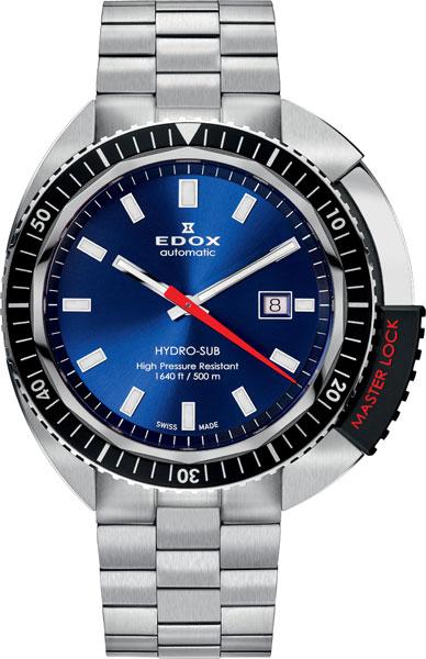 Мужские часы Edox 80301-3NMBUIN colosseo 80301 6 3 luigi