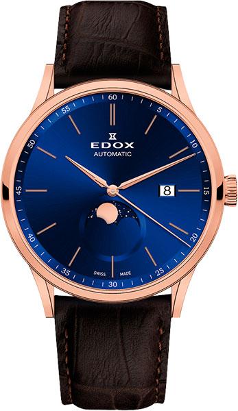 Мужские часы Edox 80500-37RBUIR цена и фото