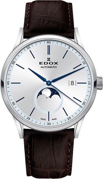 Мужские часы Edox 80500-3AIBU цена и фото