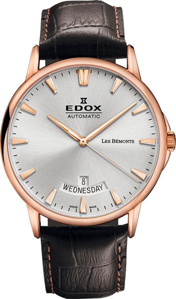 Фото Мужские часы Edox 83015-37RBIR