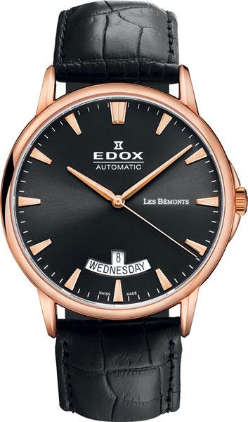 Мужские часы Edox 83015-37RNIR