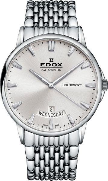 Мужские часы Edox 83015-3MBIN палычева л н анатомия человека русско латинско английский атлас