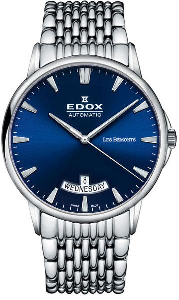 Мужские часы Edox 83015-3MBUIN мужские часы edox 83015 3mbuin