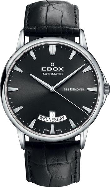 Мужские часы Edox 83015-3NIN