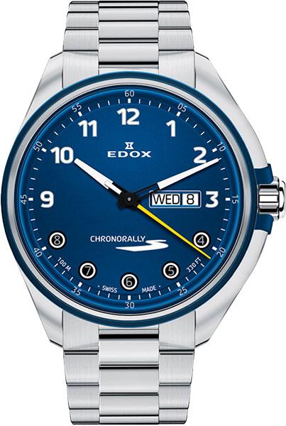 Мужские часы Edox 84301-3BUMBUBG все цены