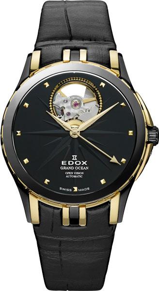 Женские часы Edox 85012-357JNNID edox grand ocean automatic chronometer